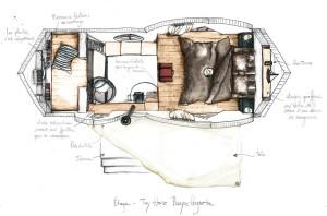 fr. tiny house