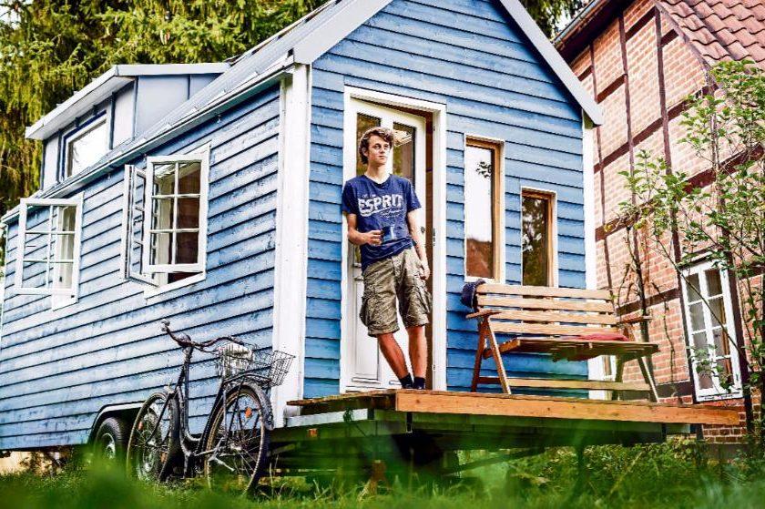 Tinyhouse Beratung Kleine Hauser Grosse Freiheit