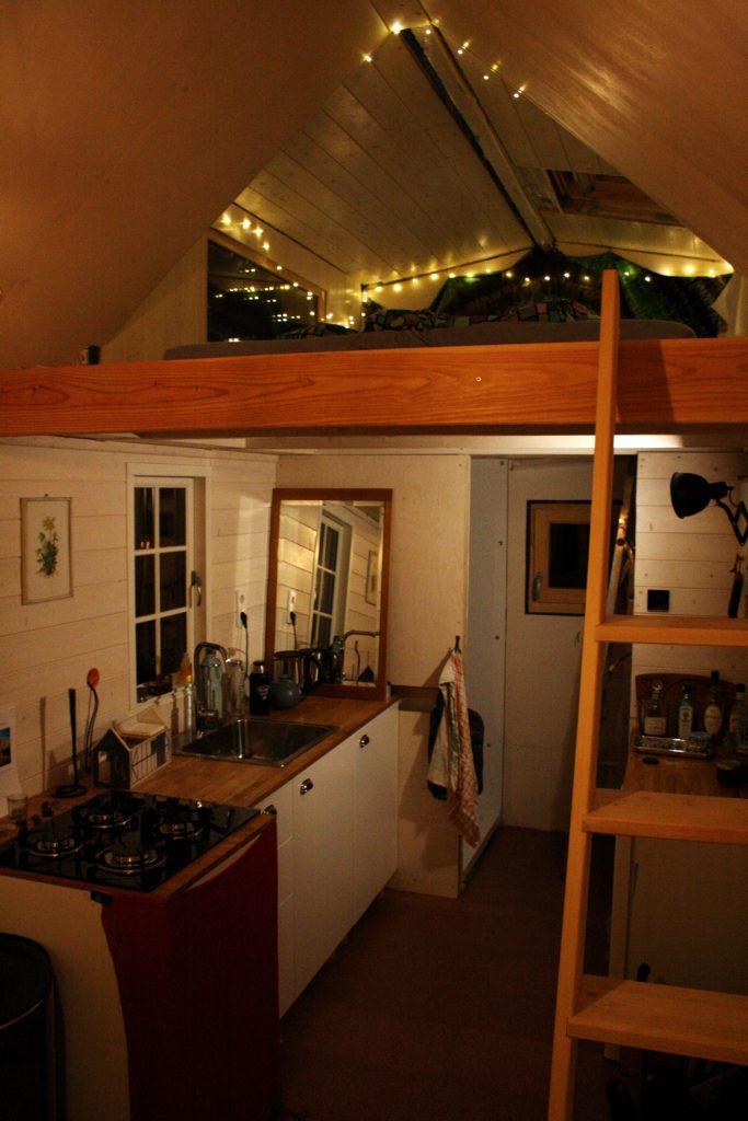Ein Tinyhouse Bauen Kleine Hauser Grosse Freiheit